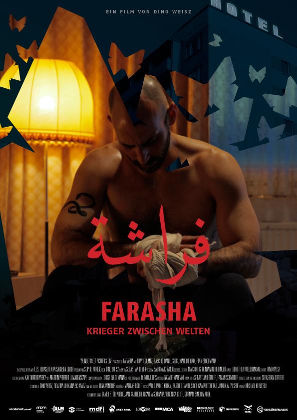 Farasha Plakat